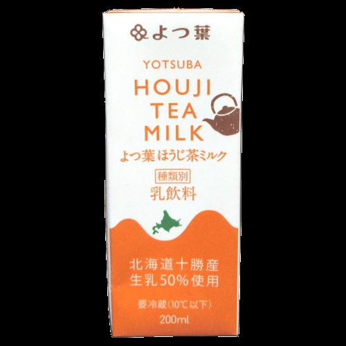 よつ葉 – ほうじ茶ミルク(YOTSUBA HOUJI TEA MILK)の写真2