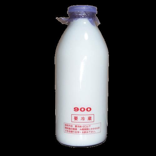 オブセ牛乳(大ビン)の写真2