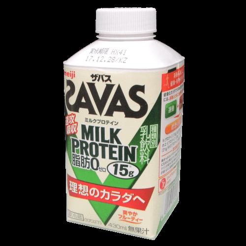 ザバス-ミルクプロテイン脂肪ゼロの拡大画像