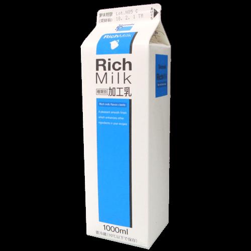 タカナシ-RichMilk(リッチミルク)の拡大画像