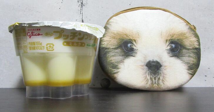 プッチンプリン-香り華やか黄金桃ソース-ミルク_005