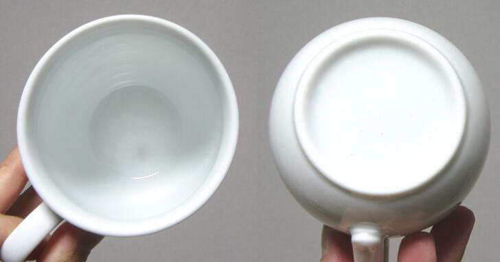 ミルクランド北海道ロゴ入り『マグカップ』が当たったよ_007
