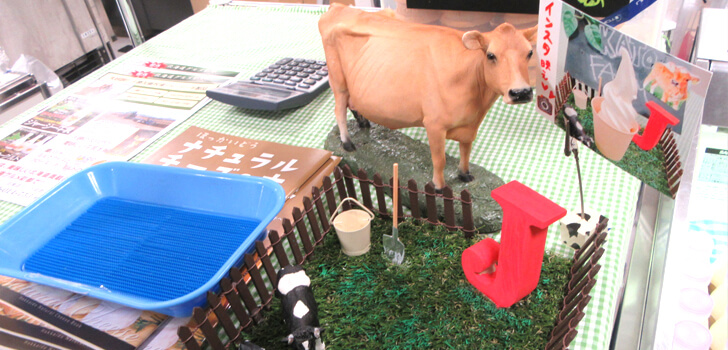 ミルク&ナチュラルチーズフェア2018_004_加藤牧場