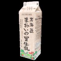 北海道まおいの里牛乳_正面