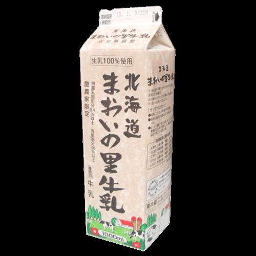 北海道まおいの里牛乳の拡大画像