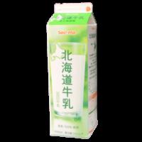 北海道牛乳(セイコーマート)_正面