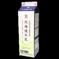 北海道牛乳(セブンイレブン)_正面