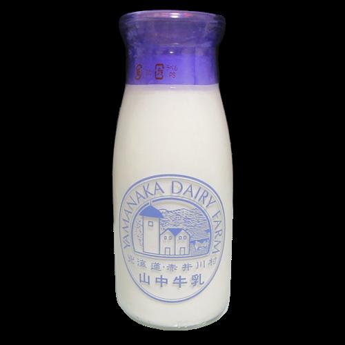 北海道赤井川村-山中牛乳の拡大画像