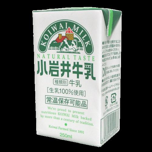 小岩井牛乳