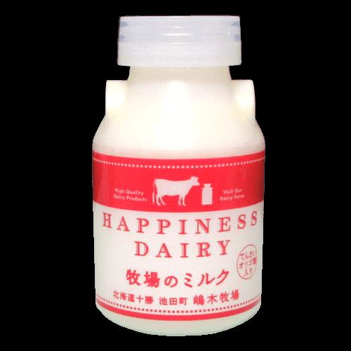 嶋木牧場-牧場のミルク(HAPPINESS DAIRY)の拡大画像