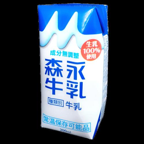 成分無調整-森永牛乳の拡大画像