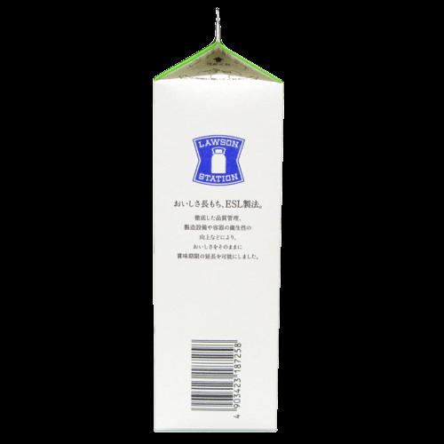 成分無調整3.6牛乳(ローソンセレクト)の写真2