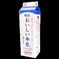 明治おいしい牛乳_正面