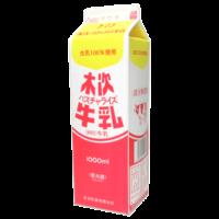 木次-パスチャライズ牛乳_正面