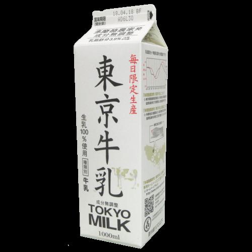 東京牛乳の拡大画像