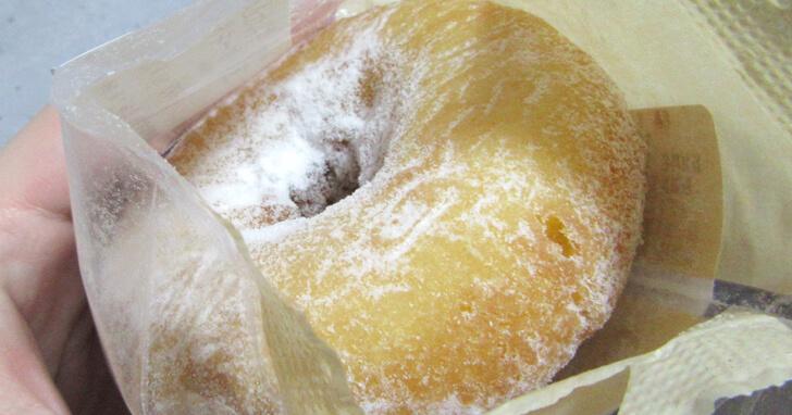 牛乳仕込みのケーキドーナツ(セブンイレブン)食べてみた_006