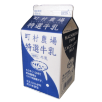 野村農場特選牛乳_正面