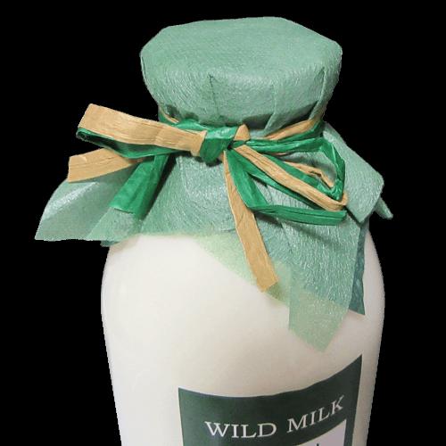 養老牛放牧牛乳-WILD MILK(グリーンラベル)の写真3