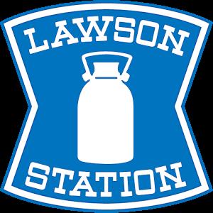 ローソンの看板ロゴマーク